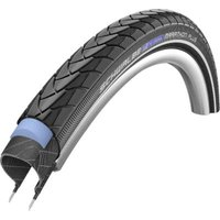 Schwalbe buitenband 26x1.75 47-559 reflectie marathon plus smart guard zwart