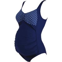 Zoggs Women's Brighton Maternity Scoopback   One Piece Swimsuits