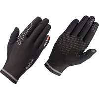 Image of GripGrab Insulator Long Finger Gloves - Extra Extra Large Black