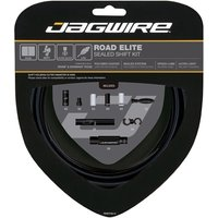 Jagwire Road Elite Sealed Gear Cable Kit   Gear Cables