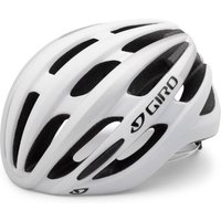 Giro Race Helm Foray Wit-Zilver
