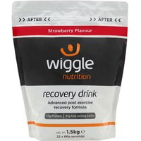 Wiggle Nutrition Recovery Drink (1.5kg)   Powdered Drinks