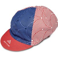 Image of Isadore Albula Climbers Cap - One Size Blue/Red | Caps