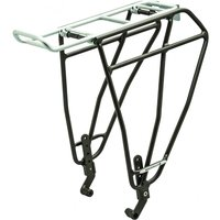 Blackburn Outpost Fat Bike Pannier Rack - Black/Silver | Pannier Racks