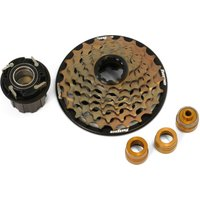 Hope 7 Speed Cassette with Freehub   Cassettes