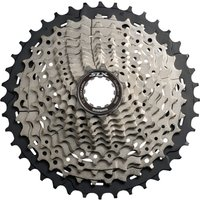 Image of Shimano SLX M7000 11 Speed Cassette - 11-40 Silver | Cassettes