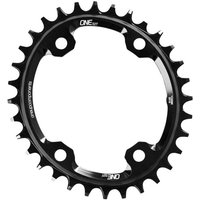 OneUp Components Narrow Wide Oval XT M8000 Chainring   Chain Rings