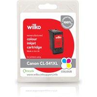 Wilko Remanufactured Canon CL541XL Colour Inkjet Cartridge