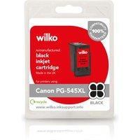 Wilko Remanufactured Canon PG545XL Black Inkjet Cartridge