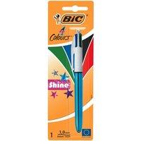 Bic 4 Colours Shine Ballpoint Pen