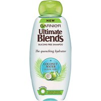 Garnier Ultimate Blends Coconut Water Shampoo for Dry Hair 360ml