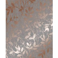 Superfresco Colours Milan Trail Rose Gold Wallpaper