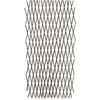Wilko Expanding Willow Fence 180cm x 90cm