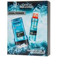 LOral Paris Men Expert Cool Power Duo Gift Set