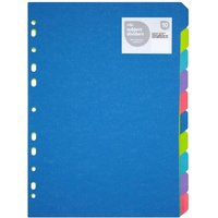 547be71d3f Wilko Subject Dividers A4 10pk