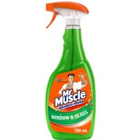 Mr Muscle Platinum Window & Glass Cleaner 750ml