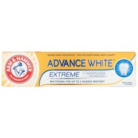 Arm and Hammer Advance White Toothpaste 75ml
