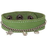 Armband 19-3700 Velour grün