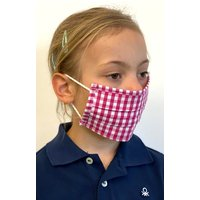 Kinder Stoffmaske 489000-2652-36 pink