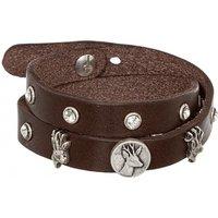 Armband 55103 Nappa braun