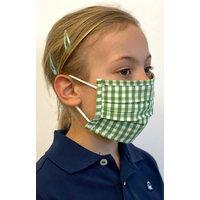 Kinder Stoffmaske 489000-2652-51 grün