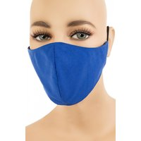 Stoffmaske SIDNEY royalblue