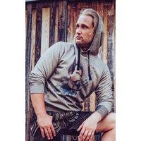 AR Hoody Sweater RENZO beige