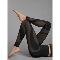 Sheer Motion Leggings - 8934 - XS