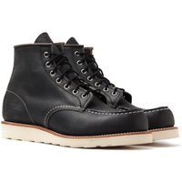 "Red Wing 8890 Classic 6"" Moc Charcoal Rough & Tough Boots"