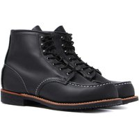 Red Wing Cooper Moc Black Boots