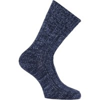 Birkenstock Tonal Navy Cotton Twist Socks