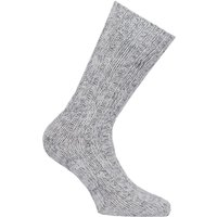 Birkenstock Tonal Grey Cotton Twist Socks