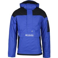 Columbia Challenger Electric Blue & Black Anorak