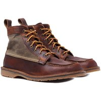 """Red Wing 3335 Wacouta 6"""" Moc Copper Rough & Tough Leather Boots"""