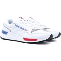 Polo Sport Tracker White Sport Trainers