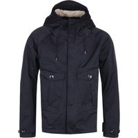 Ten C Midnight Navy Waterproof Tempest Anorak