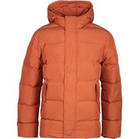 Samsoe & Samsoe Bjarkey Down Padded Orange Jacket