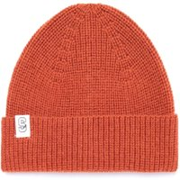 Samsoe & Samsoe Flint Orange Beanie Hat
