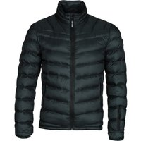 Replay Forest Green Duck Free Quilted Jacket