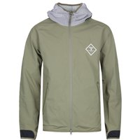Barbour Beacon Etterick Olive Hooded Jacket