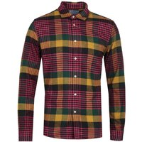 Portuguese Flannel Laredo Red Shirt