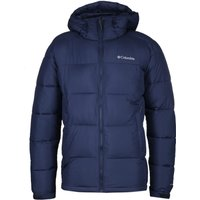 Columbia Pike Lake Navy Hooded Jacket