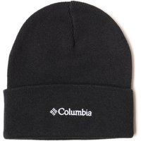 Columbia City Trek Heavyweight Black Beanie