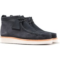 Clarks Originals Wallabee Charcoal Hike Boots