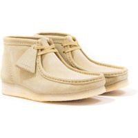 Clarks Originals Wallabee Boots - Maple Suede