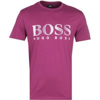 BOSS RN UV-Protection Dark Purple T-Shirt