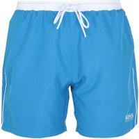 BOSS Starfish Bright Sea Blue Swim Shorts