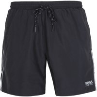 BOSS Starfish Black Swim Shorts