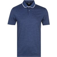 Boss Pitton Slim Fit Navy Polo Shirt
