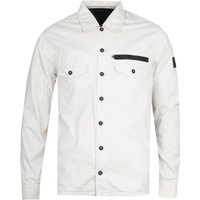 BOSS Lovel 3 Dusty Beige Overshirt